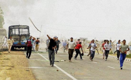 Karontha-clashes