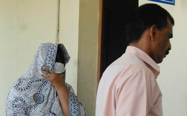 Lissy is accused in three cases. These cases were registered after a Keralite woman  was arrested with a fake passport at the Mumbai airport in June,2012.
