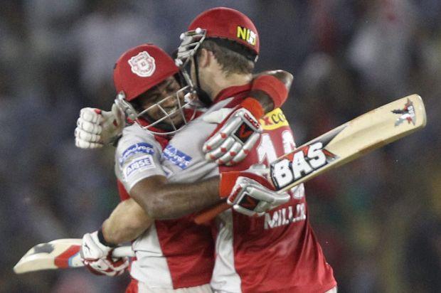 Miller's sensational century leads Punjab to amazing win