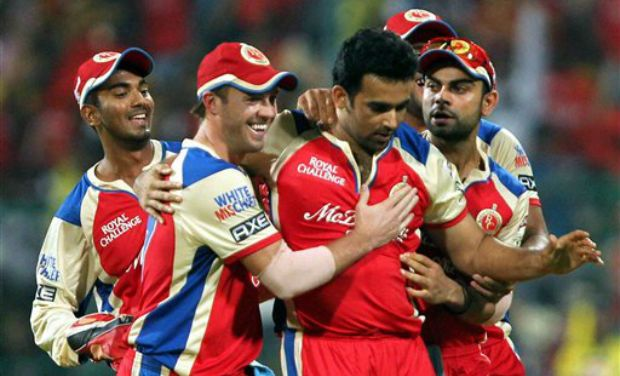 RCB remains in contention for play-offs