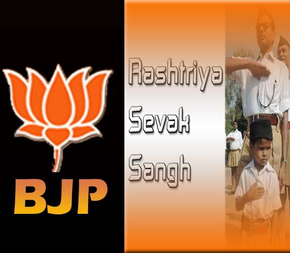 RSS-BJP
