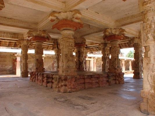 Temple Tank, Bhoga Nandeeshwara temple, Karnataka22