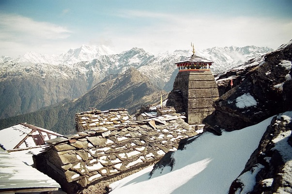 Tungnath Temple, Chamoli, Uttarakhand3