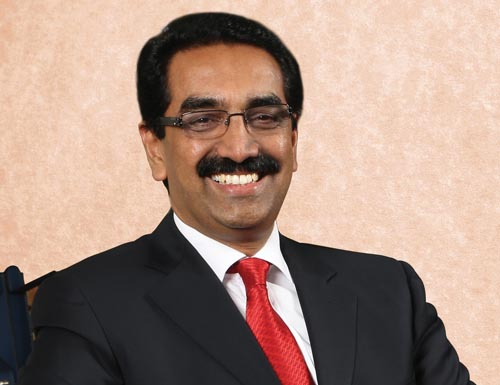 Y.Sudhir Kumar Shetty, COO-Global Operations, UAE Exchange