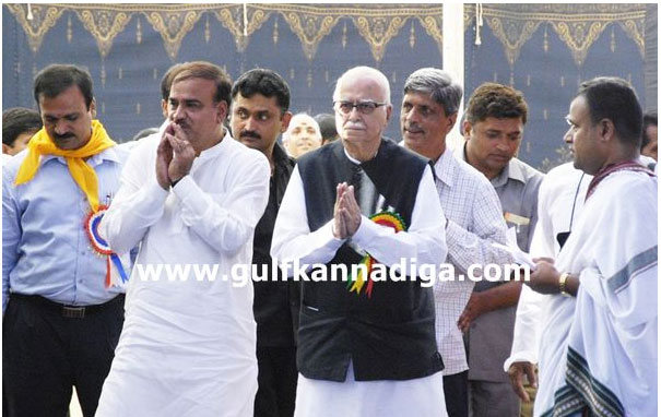 advani-bangalore-viveka