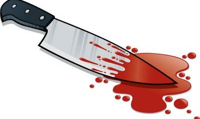 He stabbed his wife nearly 40 times | KANNADIGA WORLD