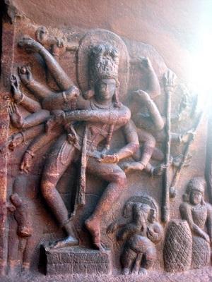 dancing lord nataraj