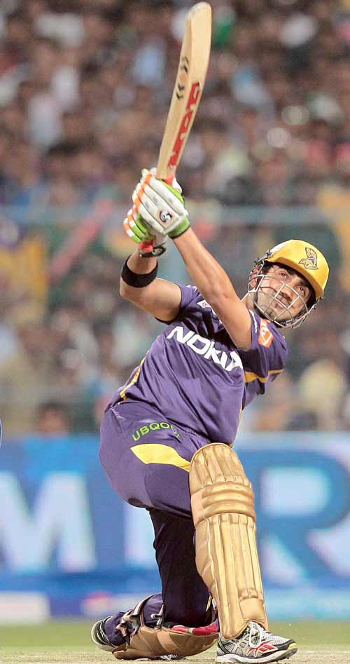 IPL 6: Kolkata Knight Riders stay alive with win over Pune Warriors