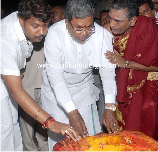 siddu-mysore-chamundi1