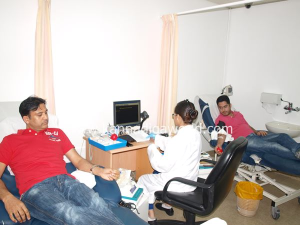 uae bunts blood camp-2013 091