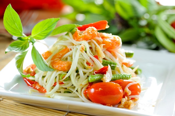 Boost nutrition intake with salads
