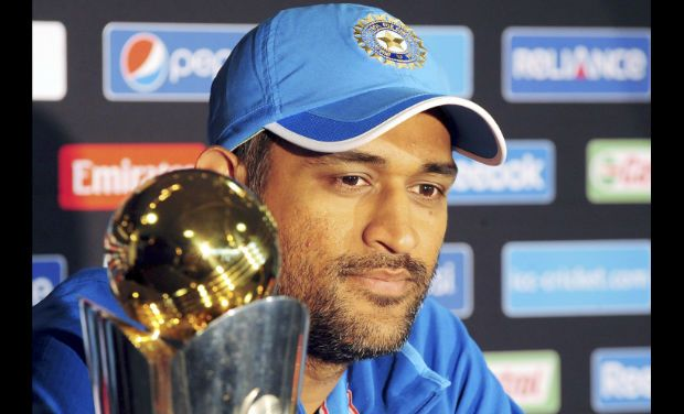 Dhoni named captain of ICC Team of the Tournament