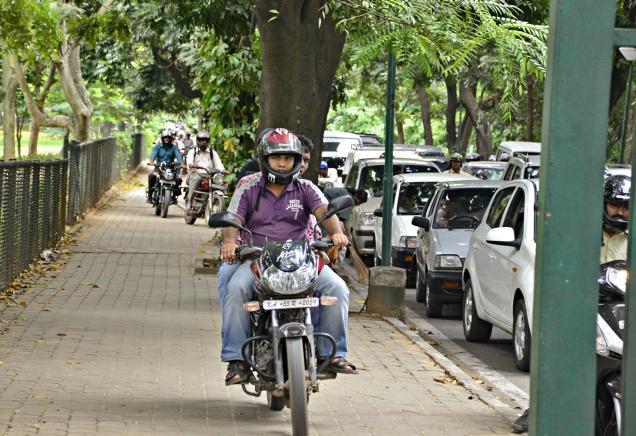 footpath-riders