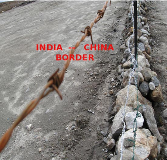 india-china border