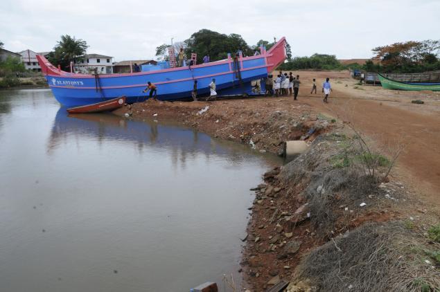 maga-boat