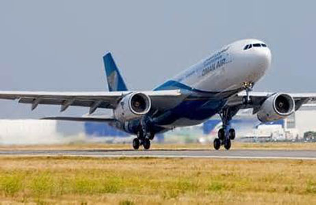 A mid air bomb threat oman air flight makes emergency - Kuwait airways mumbai office contact number ...