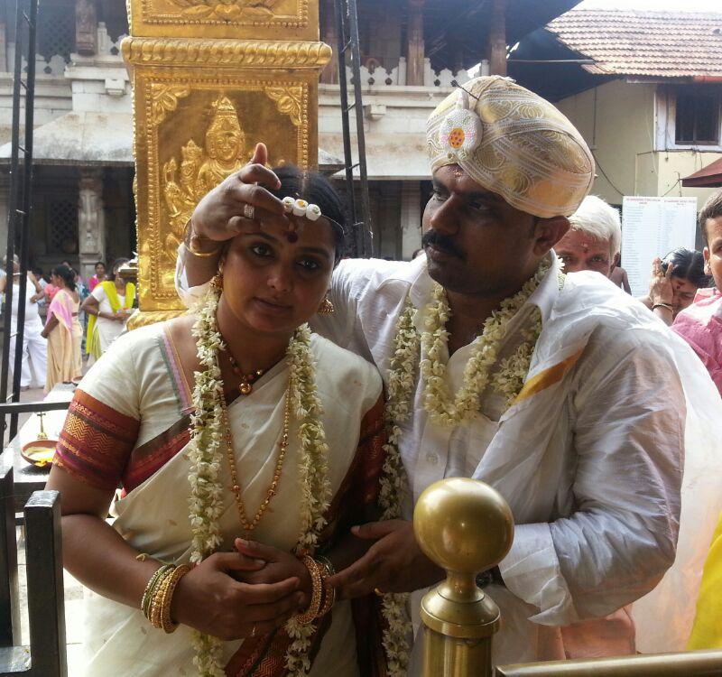 shruthi marriage