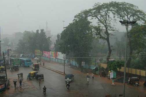 torrential_rain in Mangalore