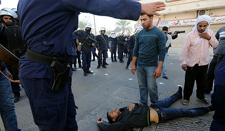 Homemade bomb kills policeman in Bahrain