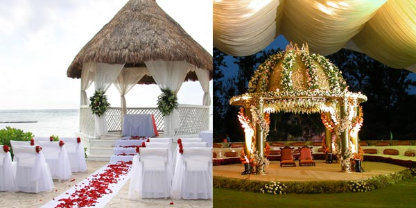 Top World News Wedding Traditions Around The World: Top 5 Wedding Destinations In India