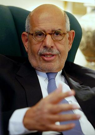 ElBaradei