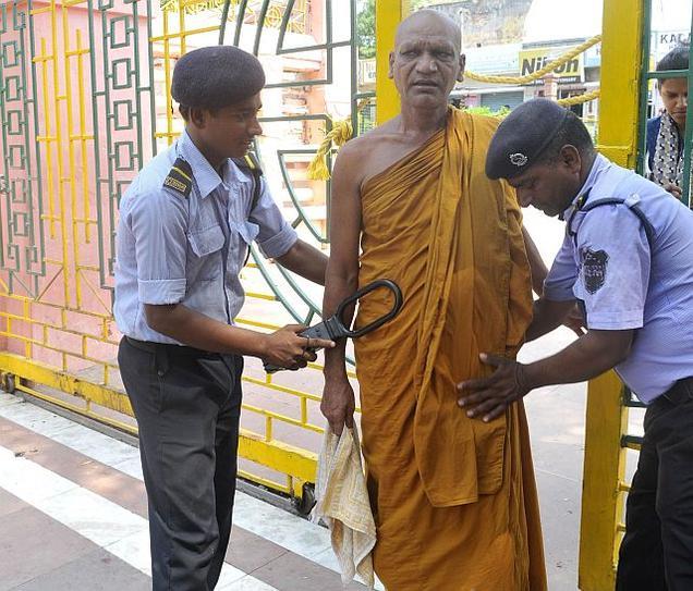 bodhgaya-security