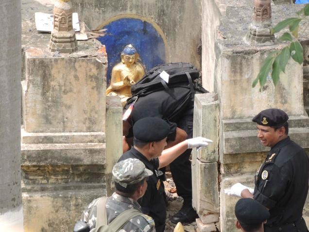 mahabhodi-police2