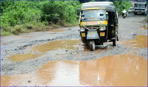 damaged_road_karkala