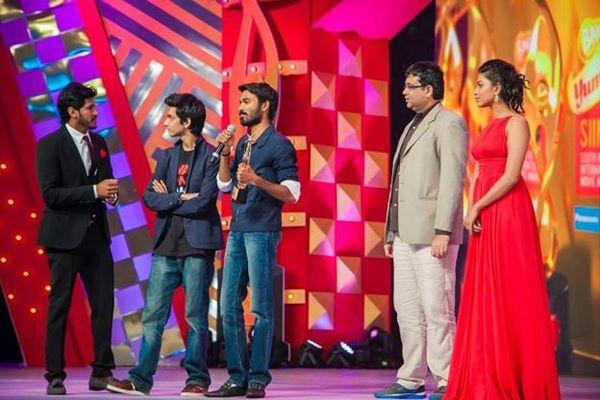 SIIMA Awards 2013: Shahid Kapur, Ileana, Hansika and Other