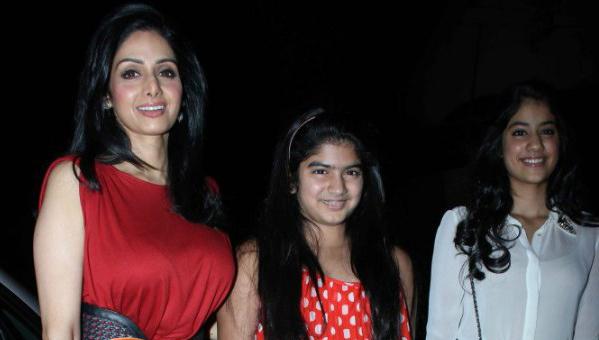 Sridevi's Daughter1