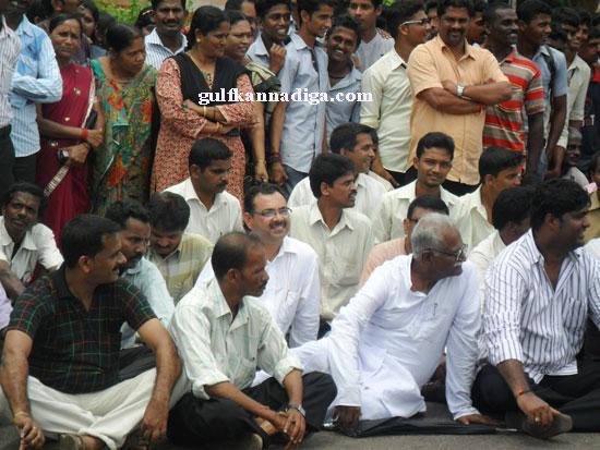 brahmavar_protest
