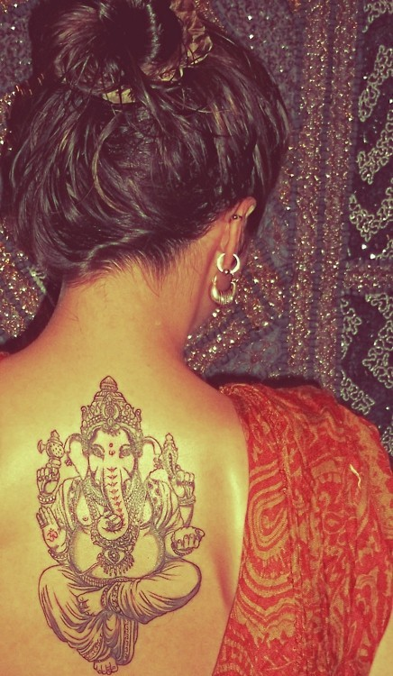 ganesh tattoo tumblr - photo #41