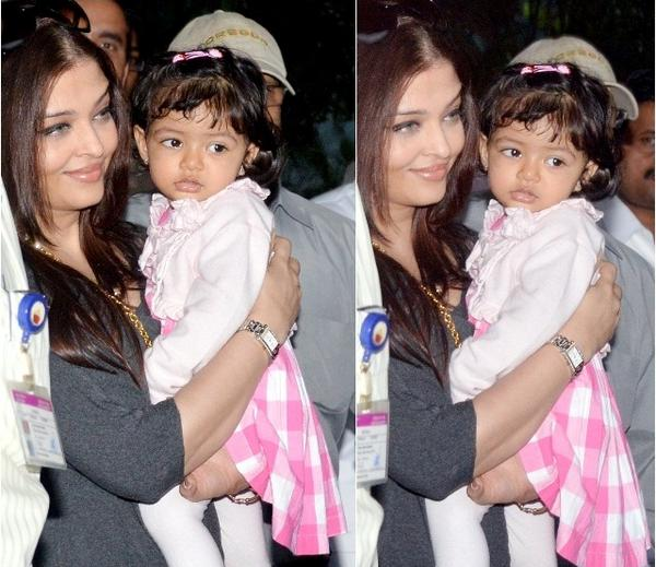 Dont Speculate About Second Child Urges Aishwarya Rai Bachchan