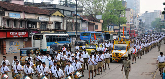 Modi effect: 2,000-odd RSS shakhas sprout in 3 months
