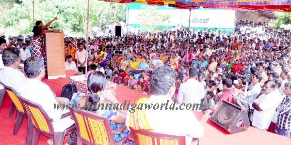 We will Fight until get justice for Sowjanya: N. Prabha