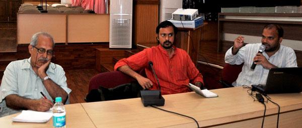 Indian Water Portal Team Visits Mangalore