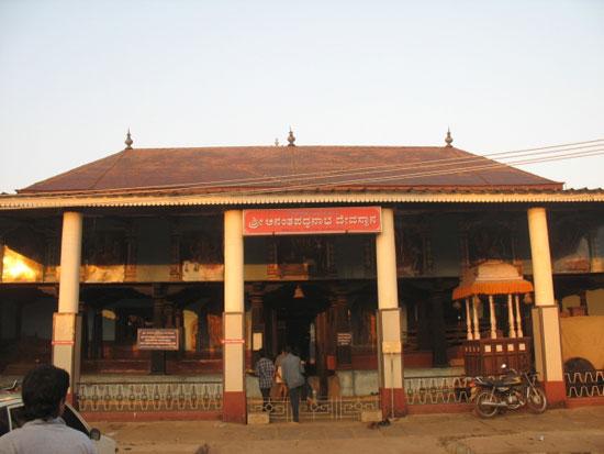 Perdoor-Temple