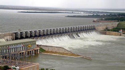 Image result for almatti dam