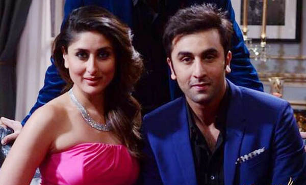 Mumbai  Cousins Kareena Kapoor Khan and Ranbir Kapoor were the latest    Kareena Kapoor And Ranbir Kapoor Childhood