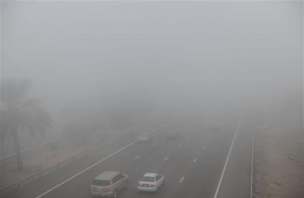 night and fog causes of the Radiation fog: this fog forms when all solar energy exits the earth and allows the temperature to meet up with the dew point the best condition to have radiation fog is when it had rained the previous night this help to cold air, dry at the surface while rain is falling through it evaporates and causes the dew point to rise.