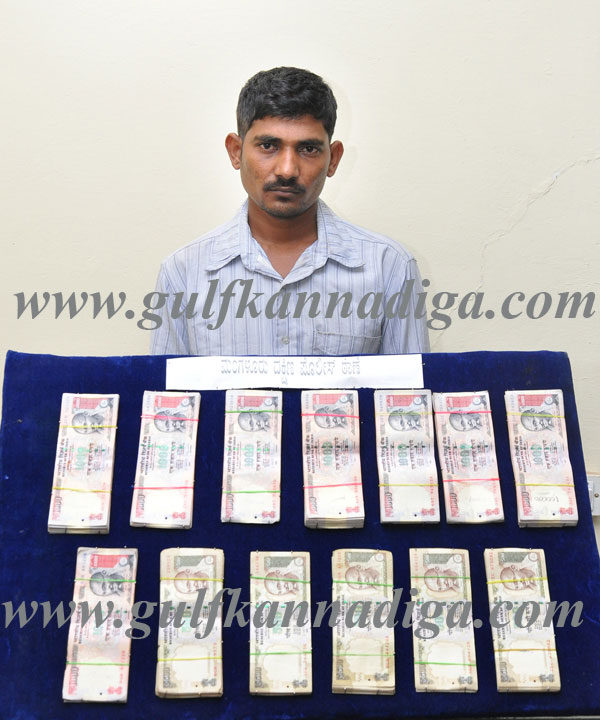 Pandeshwar Police arrests a thief in swift action & seize 5.1 lac