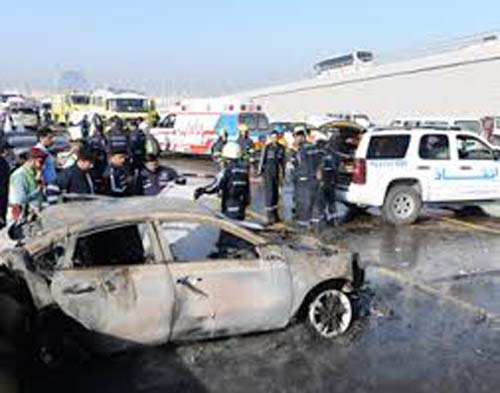 Abu Dhabi leaves one dead