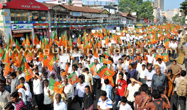 BJP_stage_protest_5