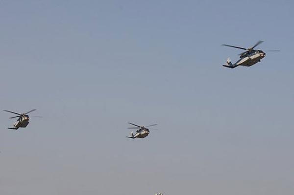 Chopper crash investigations begin in Dubai