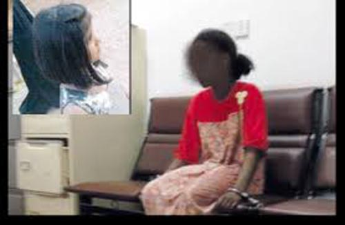 Father demands death for 'killer maid'