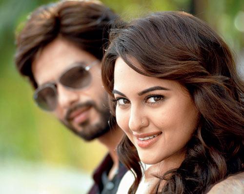 Shahid-Kapoor-Sonakshi-Sinh