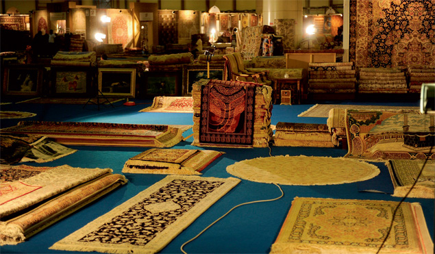 Into The World Of Knots Weaves With Carpet Oasis Kannadiga World