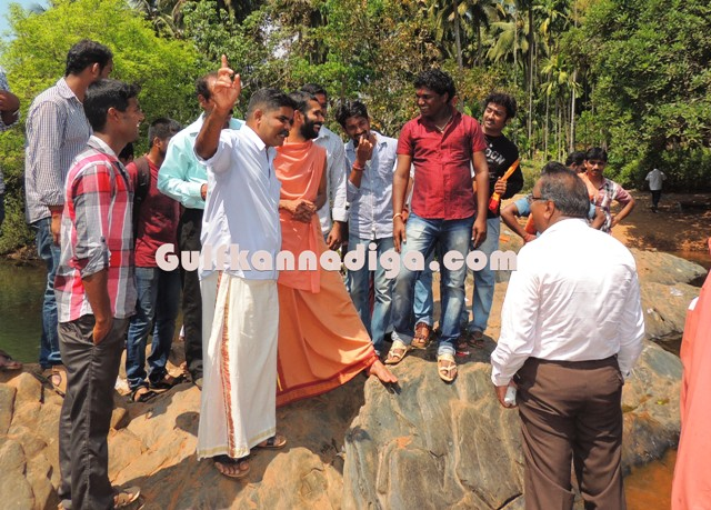 Kollur Save Sowparnika Fight By Kodachadri Environment