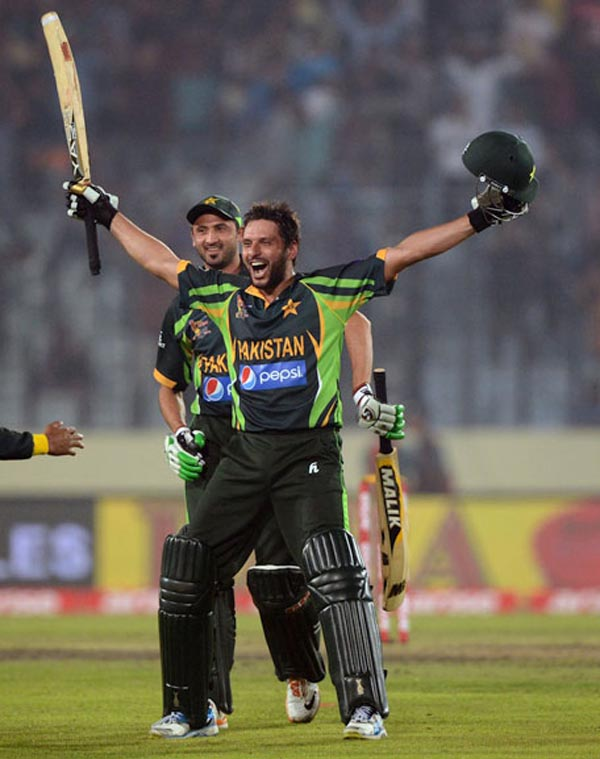 Asia Cup: Pakistan beat India by one wicket in thriller