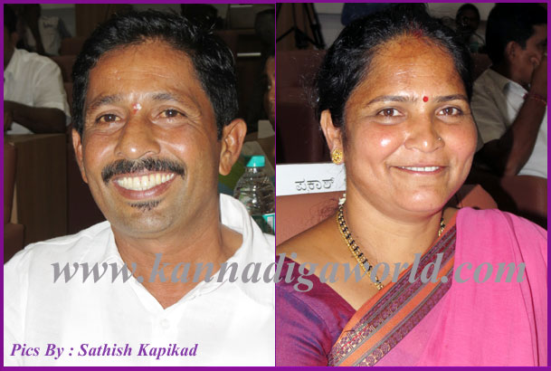 Mahabala Marla is new Mayor of Mangalore; Kavitha Hoigebazar as Dy Mayor